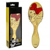 Escova Cabelo Grande Minnie Mouse