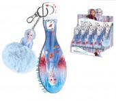 Escova Cabelo + Porta Chaves Frozen 2