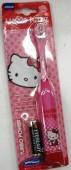 Escova de dentes Electrica Luz Hello Kitty