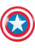 Escudo Capitão América retro infantil