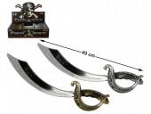 Espada Pirata 48cm Sortido