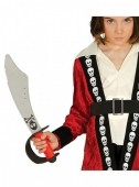 Espada pirata Infantil Sabre espuma
