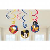 Espirais Mickey Premium - 6 Und