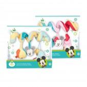 Espiral actividades bebé - Mickey e Minnie - Sortido