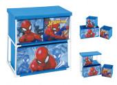 Estante Arrumos Spiderman