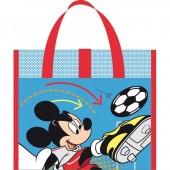 Esteira Dobravel Mickey Futebol