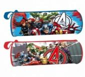 Estojo  Avengers  Cilindrico 21.5x7.5xcm.