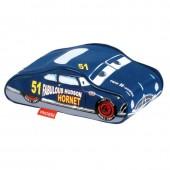 Estojo Bolsa 3D Cars Mc Queen Acceleration Blue