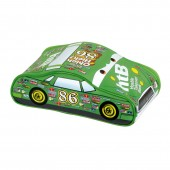 Estojo Bolsa 3D Cars Mc Queen Acceleration Green