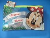 Estojo bolsa necessaire transparente Disney Minnie