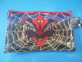 Estojo bolsa necessaire transparente Marvel Spiderman