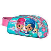 Estojo book de Shimmer And Shine