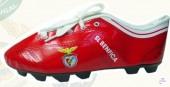 Estojo Chuteira Vermelho Benfica SLB