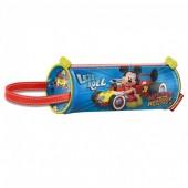 Estojo cilindrico Mickey Racers