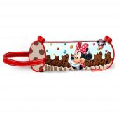 Estojo cilíndrico Minnie Disney Muffin
