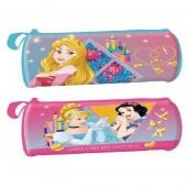 estojo cilíndrico Princesas Disney - sortido