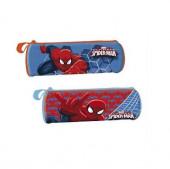Estojo Cilíndrico Spiderman Sortido