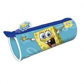 Estojo Cilíndrico Sponge Bob