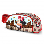 Estojo com pega Minnie Disney Muffin