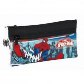 Estojo de dois fechos Spiderman Marvel - Graphic Art