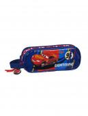 Estojo Duplo Cars Racing Block