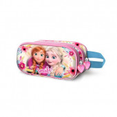 Estojo Duplo Frozen Smile 3D