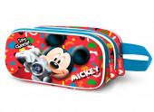 Estojo Duplo Mickey Say Cheese 3D