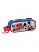 Estojo Duplo Mickey Things