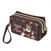 Estojo duplo Minnie Disney Mon Amour