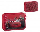 Estojo Duplo Plumier Cars Disney - Rodas