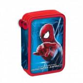 Estojo duplo plumier Spiderman 2 Marvel