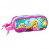Estojo duplo Rapunzel Disney - Tangled
