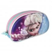 Estojo escolar 3D de Frozen - Disney