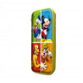 Estojo escolar 3D em Eva do Mickey