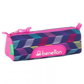 Estojo Escolar Benetton Ondas