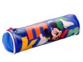 Estojo escolar Cilíndrico Mickey Disney