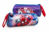Estojo escolar circular premium Spiderman Ultimate Tech