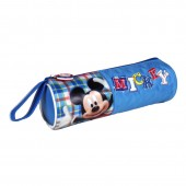 Estojo Escolar Mickey Mouse Blue
