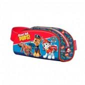 Estojo escolar oval de Patrulha Pata - Great Job Pups