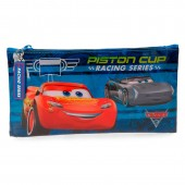 Estojo escolar plano Cars Disney - Racing Series