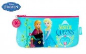 Estojo escolar plano Frozen Sister Queen