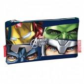 Estojo escolar plano Marvel Avengers Team