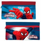 Estojo escolar plano Marvel Spiderman Jump