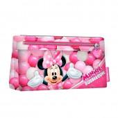 Estojo escolar plano Minnie Disney Bubblegum