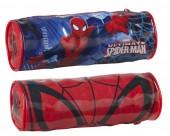 Estojo escolar redondo Marvel Spiderman Web