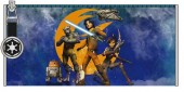 Estojo escolar Star Wars Rebels blue