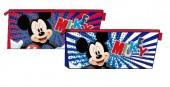 Estojo escolar Triplo - E Mickey