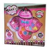 Estojo Maquilhagem Cupcake 3 Patamares