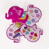 Estojo Maquilhagem Elefante 3 Patamares