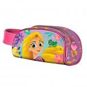 Estojo/necessaire com pega Rapunzel Disney